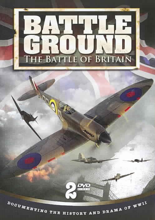 BATTLE GROUND THE BATTLE OF BRITAIN (DVD)