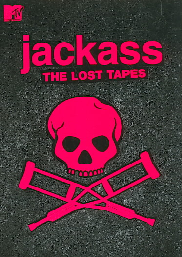 JACKASS:LOST TAPES BY JACKASS (DVD)