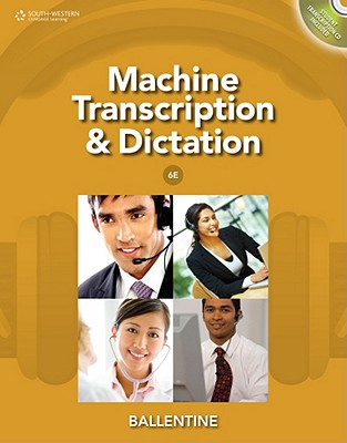 Machine Transcription and Dictation By Ballentine, Mitsy